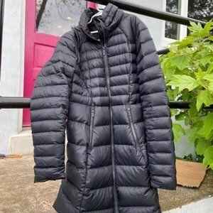 lululemon Brave the Cold Black Down Winter Jacket